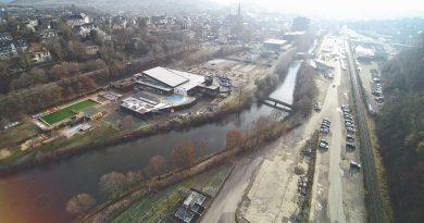 Das Gelände am Obersee soll weiter ausgebaut werden