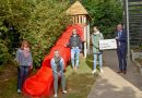 Neue Rutschröhre für St. Martinus Kindergarten in Olpe