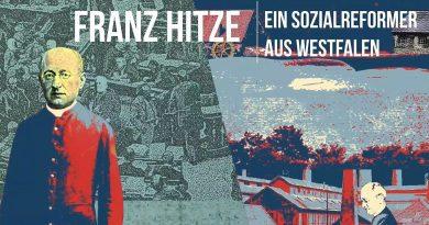 Franz Hitze – ein Sozialreformer aus Westfalen im Filmporträt